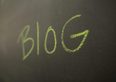 Liitutaulumaali blog