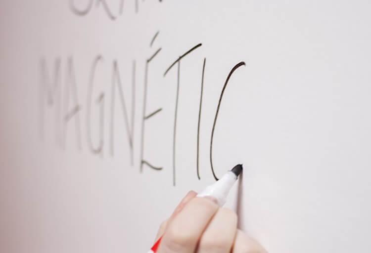 magneettisen tussitaulut